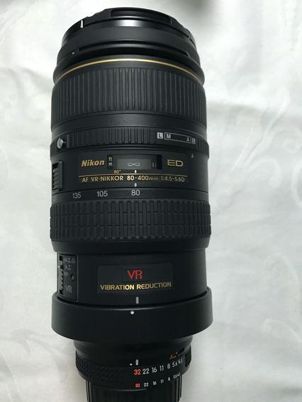 Lente Nikon 80-400mm - Promoção!!!