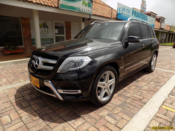 Mercedes Benz Clase Glk 300 4matic 3.5cc At Aa