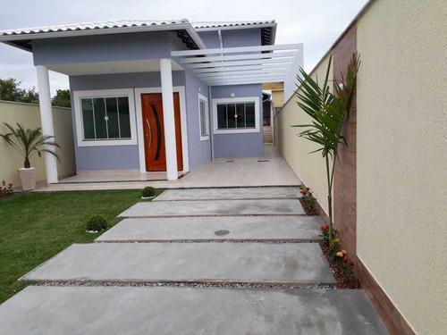 Imagem 1 de 10 de Fam18 Excelente Casa No Jardim Atlântico Leste!