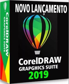 Chave Serial Do Novo Corel Draw 2019