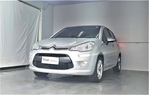 Citroën C3 1.6 Vti 120 Flex Start Exclusive Eat6