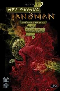 Sandman 1 Preludios Y Nocturnos - Neil Gaiman - Ovni Press