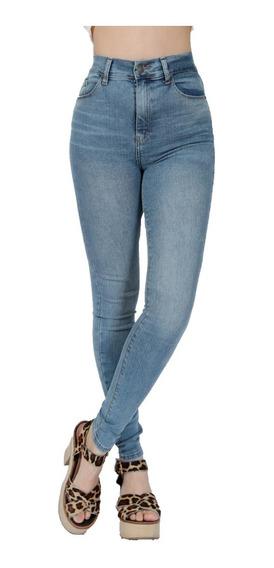 Pantalon Jean Chupin Silvina Laser   Vov Jeans (0211)