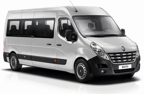 Master 2.3 Dci Diesel Minibus Executive 16l L3h2 3p Manual