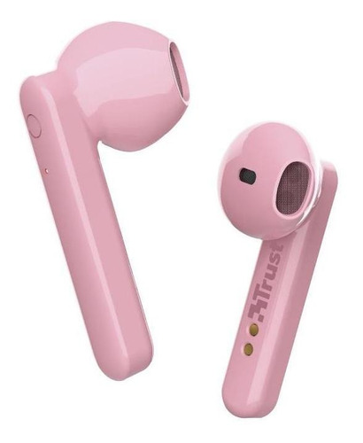 Audifonos Bluetooth Trust Primo Touch Rosado