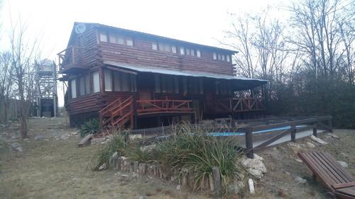Imagen 1 de 13 de Vendo 2 Cabañas En Villa Giardino