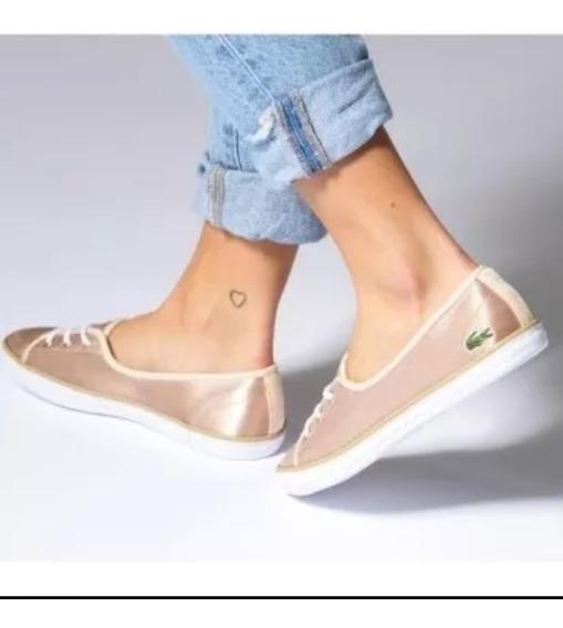 Zapatillas Lacoste Originales Nuevas Numero 40