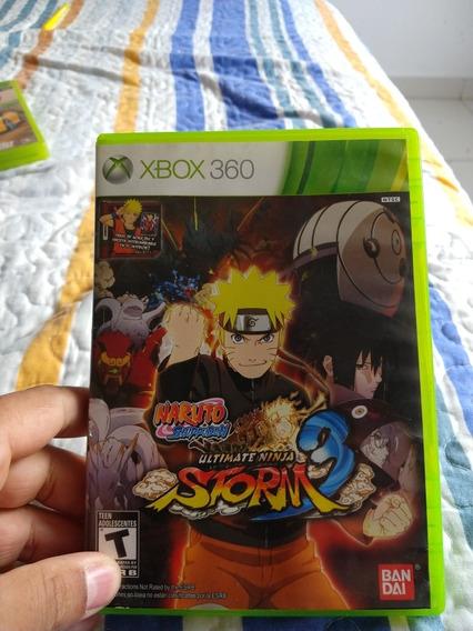 Naruto Shippuuden Storm 3 Xbox 360