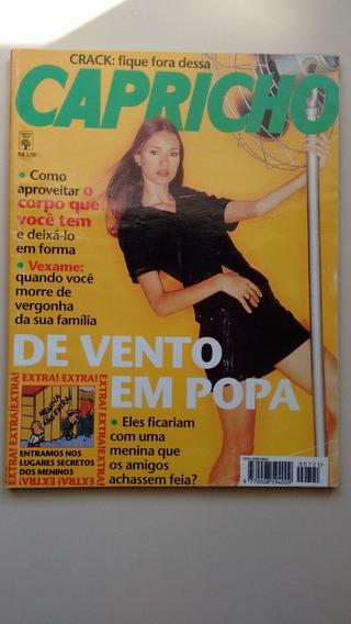 Revista Capricho N: 9 De Vento Em Poupa I974
