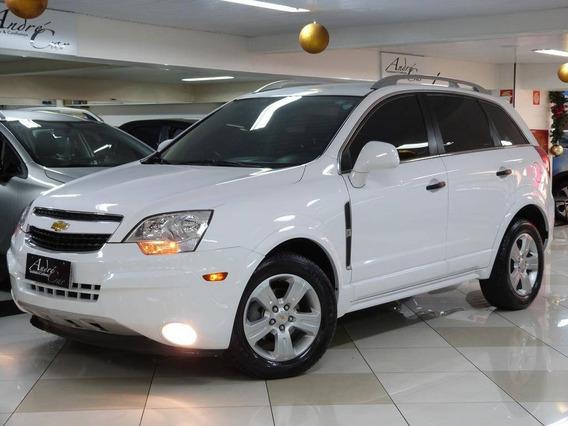 Chevrolet Captiva 2.4 Sidi 16v Gasolina 4p Automático