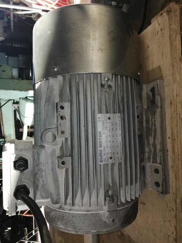 Imagen 1 de 7 de Motor Trifasico De 25 Hp Euromotor