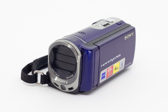 Handycam Sony Dcr-sx44 - Filmadora Portátil Para Familia.