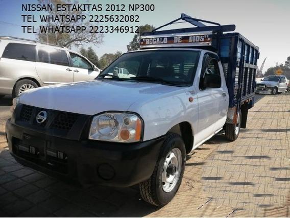 Nissan Estakitas 2010 Np300 Eng $ 35,000