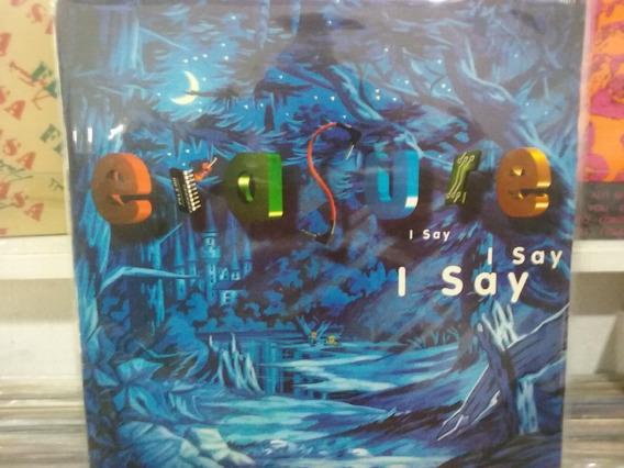 Lp Erasure - I Say I Say I Say