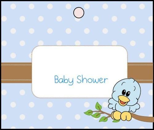 Kit Imprimible Para Tu Fiesta De Baby Shower Niño Niña