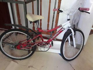 Bicicleta Busetta Fantasy Rodado 24 En Excelente Estado!!!