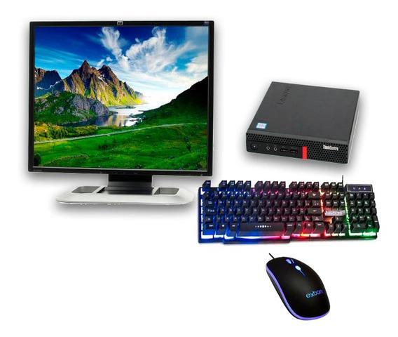 Computador Lenovo Thinkcentre M910 Core I5 6 Ger 8g Ddr4 500