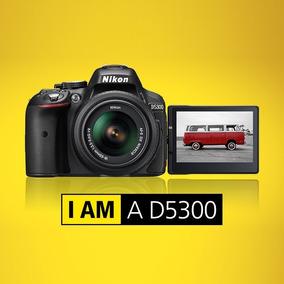 Nikon D5300 + Lente 18-55 + Lente 50mm 1.8 + Flash Yn560 Iii