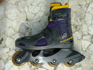 Patines Lineales Size 8 Gomas Silicon