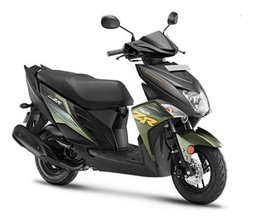 Yamaha Ray Zr Scooter Anticipo $ 5000 Y 18 X $13888