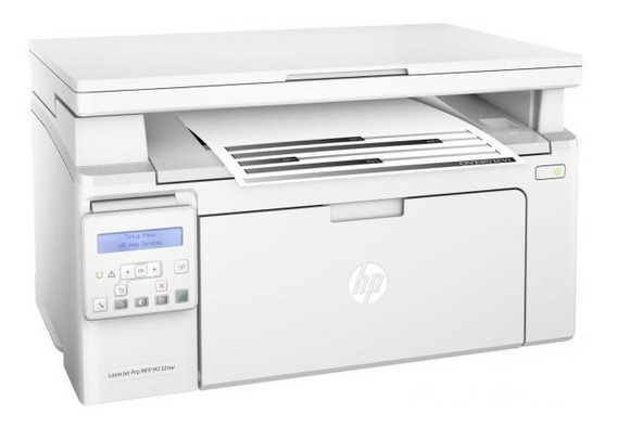 Scanner Completo Hp M132nw