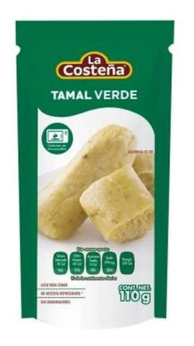 Tamal Verde La Costeña 110 G 2 Piezas