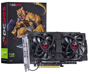 Geforce Gtx 550ti 1gb Gddr5 192bits - Dual Fan - Pcyes