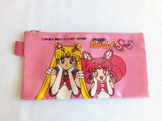 Estojo Para Lapis Da Sailor Moon Da Daiwa