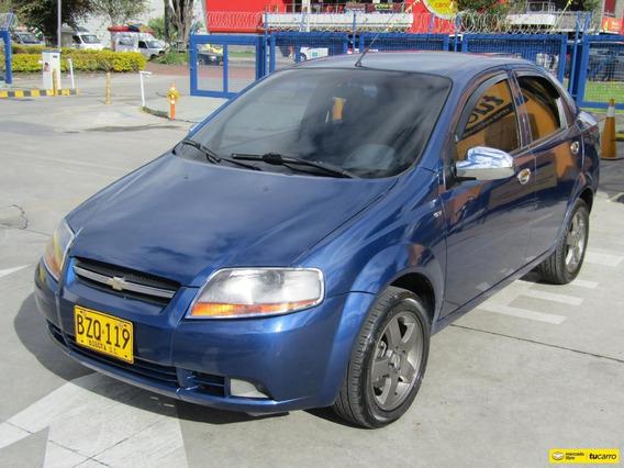 Chevrolet Aveo Ls 1.4 Aa Full Equipo