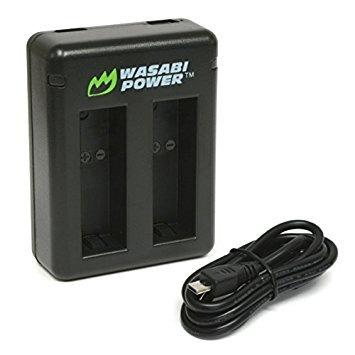 Carregador Wasabi Power Lch-dc-hero4 Para Gopro