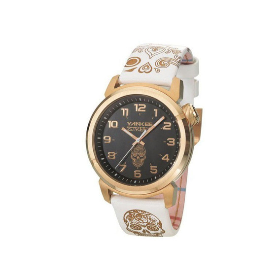 Relógio De Pulso Feminino Black Angels Ys38481u