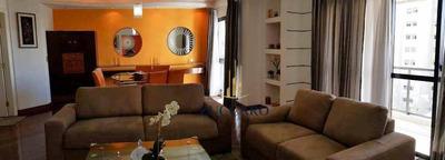 Edifício Camburi - 180m² - Excelente Acabamento - 04 Vagas - Apartamento Com 3 Dormitórios À Venda, Por R$ 1.200.000 - Vila Moreira - Guarulhos/sp - Ap13909