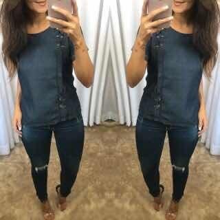Calça Jeans Brock
