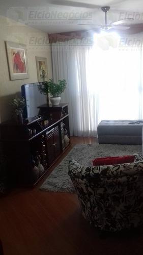 Imagem 1 de 30 de Apartamento Para Venda, 3 Dormitórios, City América - São Paulo - 1513
