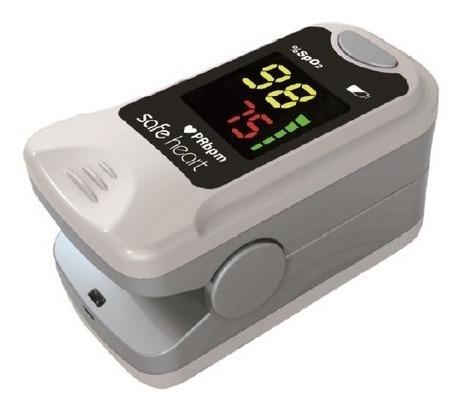 Oximetro De Pulso  Mide Oxígeno En Sangre Y Fcia Cardiaca