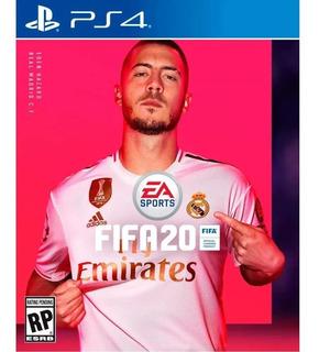 Promo Fifa 20 + Gtav Ps4 Fifa20 + Gta5 Play4 Original