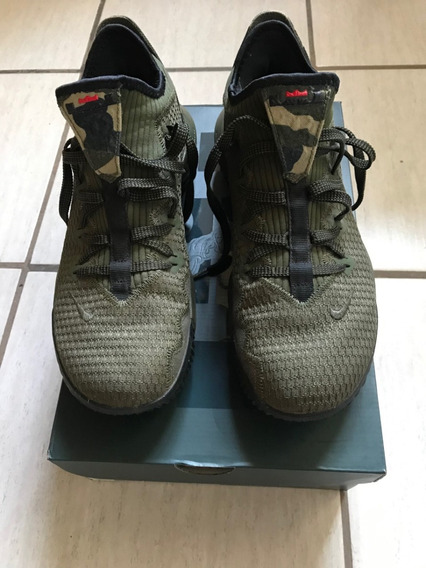Nike Lebron 16 Low Xvi. Zapatillas Nike Impecables