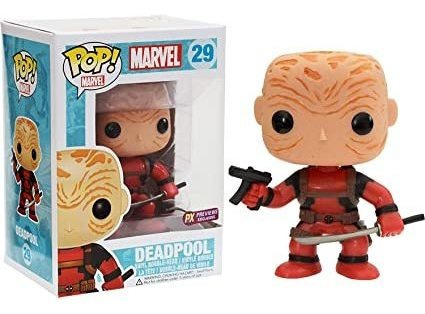 Funko Pop Deadpool Px Exclusive #29