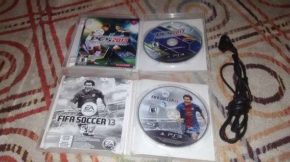 Jogos De Play3 . Original..2 Jogos Por 79,99$.cabo P Fondep3