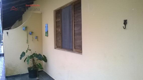 Casa Para Venda, 2 Dormitórios, Jardim Britânia - Caraguatatuba - 1692