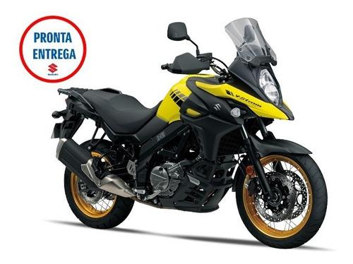 Suzuki - V-strom 650xt  Abs 2022 - 0km Novas Cores Taxa 0.99