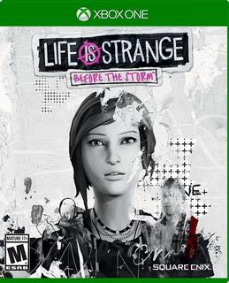 Life Is Strange Before The Storm Xbox One Nuevo