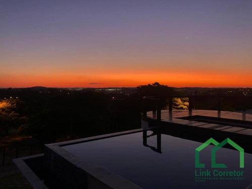Casa Com 5 Dormitórios À Venda, 760 M² Por R$ 2.650.000,00 - Condomínio Jardim Primavera - Louveira/sp - Ca0416