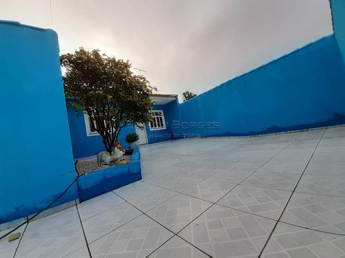 Casa Em Condomínio Com 3 Dormitórios À Venda Com 80m² Por R$ 200.000,00 No Bairro Jardim Bela Vista - Piraquara / Pr - Eb+4060