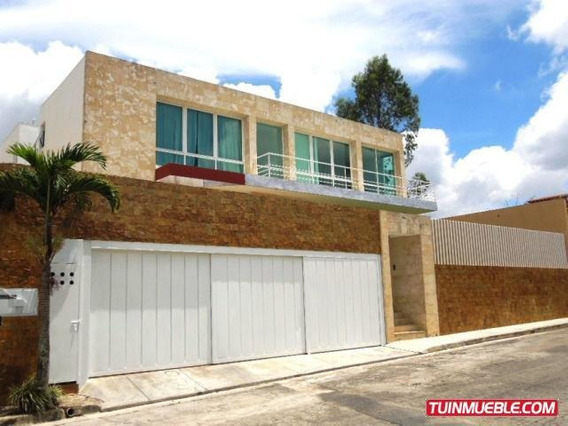 Casas En Venta - Alto Hatillo - 15-7465