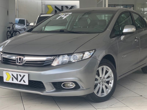 Civic 2.0 Lxr Sedan 16v Flex 4p Automático