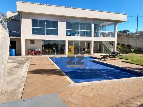 Chácara Com 4 Dormitórios À Venda, 1000 M² Por R$ 904.000,00 - Menin - Bragança Paulista/sp - Ch0618