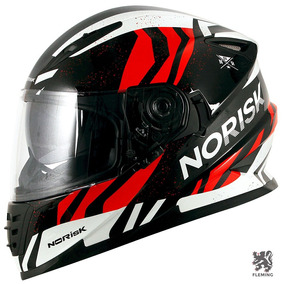 Capacete Norisk Ff302 Jungle C/ Óculos Interno Tam 54 . 56