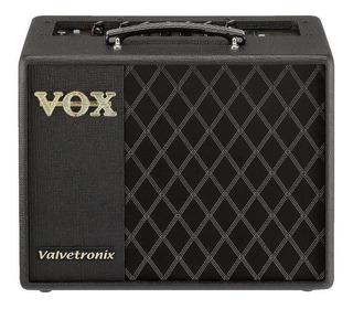 Amplificador VOX VTX Series VT20X Valvular 20W negro