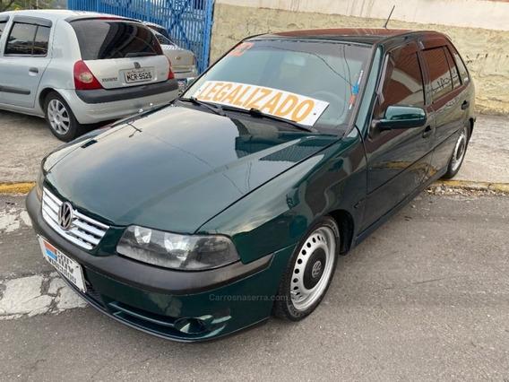 Volkswagen Gol 2000 2.0 5p